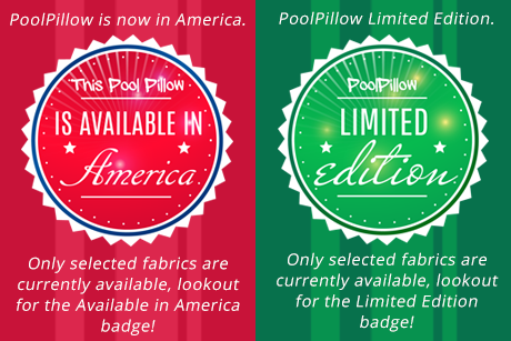 PoolPillow availability announcement